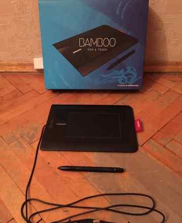 Графический планшет Wacom Bamboo PenTouch CTH-460