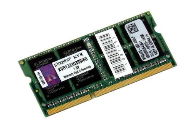 Оперативная память KVR1333D3S9/8G