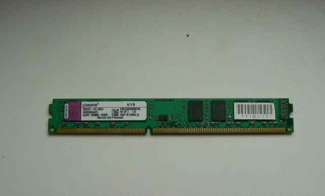 Модуль оперативной памяти DDR3 dimm Kingston -2 Гб