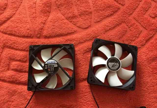 Вентиляторы для корпуса Zalman 120x120