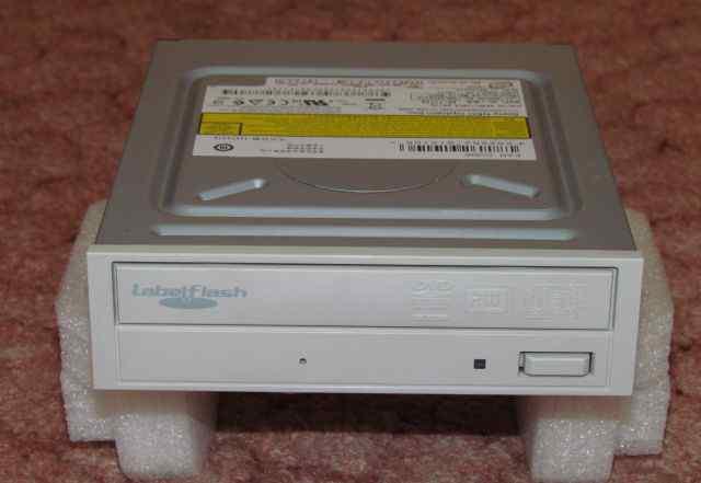 DVD-RW привод NEC AD-7173A white