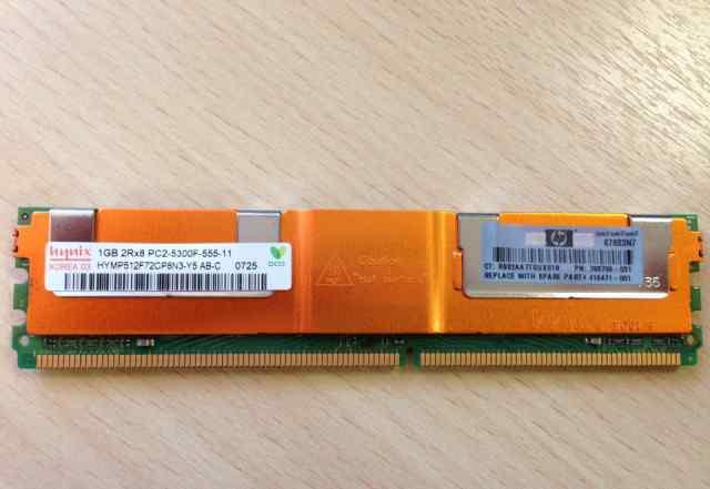 DDR 2 ECC Hynix 1 Gb