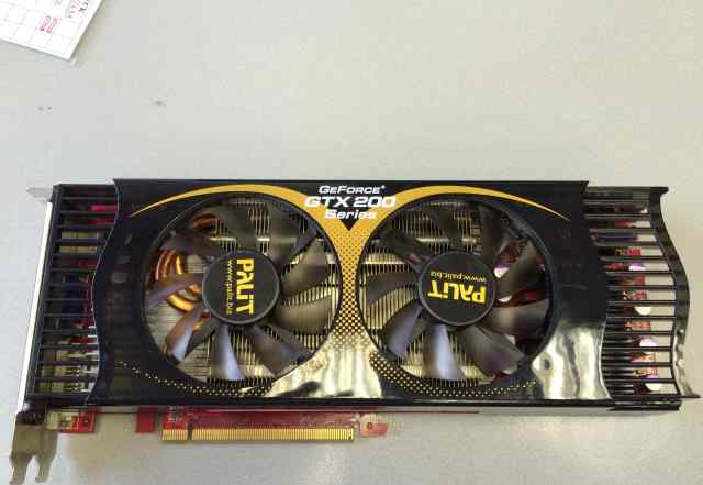 Palit GeForce GTX 260