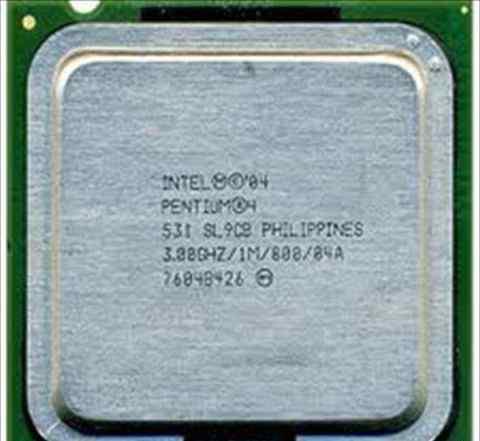 Процессор Intel Pentium 4 531 (3000MHz)