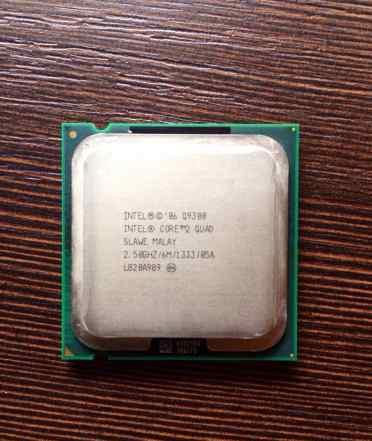 Процессор Intel Core 2 Quad Q9300 2.5Ghz