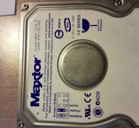 Жёсткий диск Maxtor