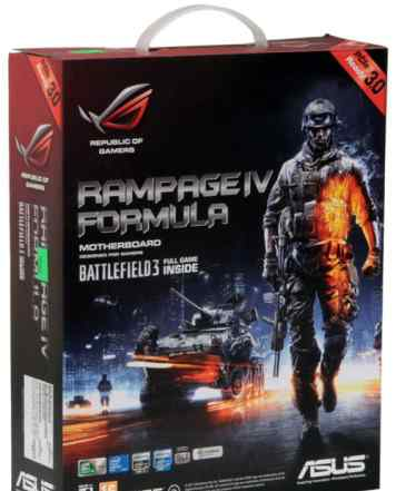 Asus ROG Rampage IV Formula