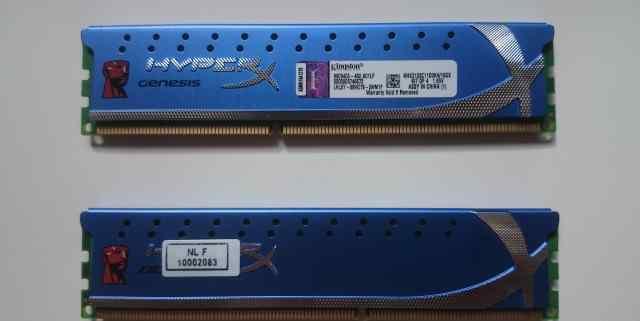 Модуль памяти Kingston KHX2133C11D3K4