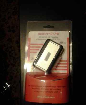 USB Hub - разветвитель на 7 штук