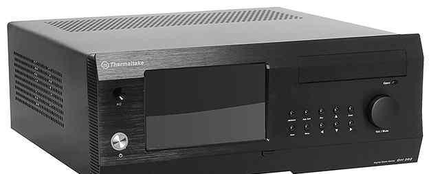 Корпус Thermaltake DH202 VM90051N2Z Black