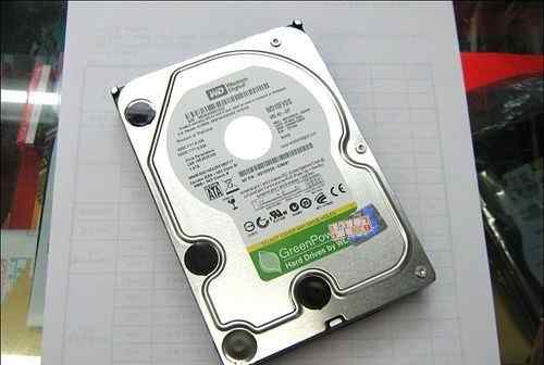 HDD 1тб. Western Digital WD10evds