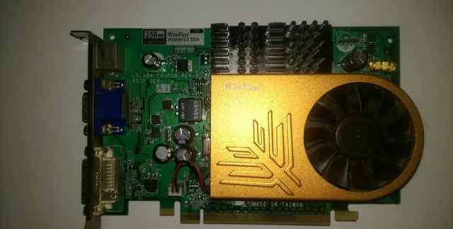 Видеоплата WinFast PX8500 GT TDH, б/у
