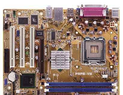 Socket 775 asus P5PE-VM количество