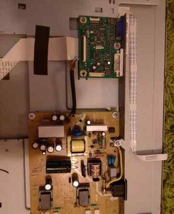 Блок питания 4H. L2E02. A34 от монитора Benq FP93G