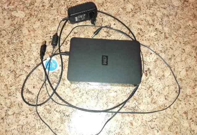 Внешний HDD диск WD 300гб