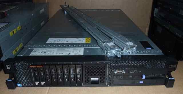 Сервер IBM x3650 M2, проверенный