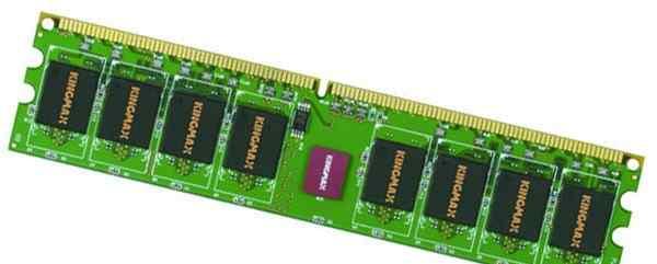 Карта памяти kingmax DDR2-800 1Gb