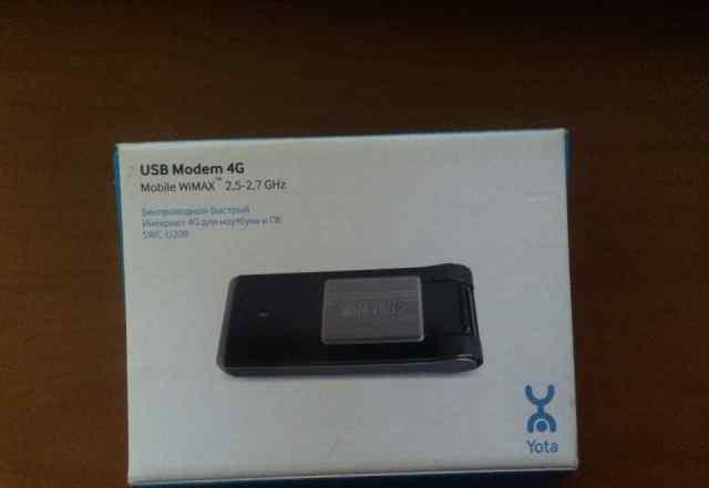 USB Modem yota 4G
