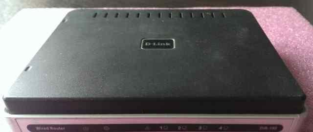Роутер D-link DIR-100
