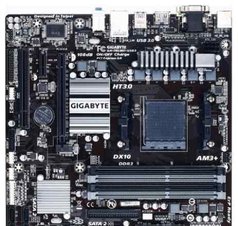 Gigabyte GA-78LMT-USB3 (rev. 5.0)