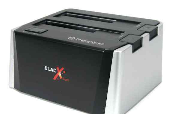 Док станция HDD Thermaltake BlacX Duet
