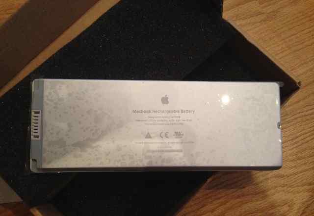 Аккумулятор Apple A1185 оригинальный белый