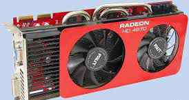 Palit Radeon HD4870 Sonic Dual Edition, 1gb, 256-b