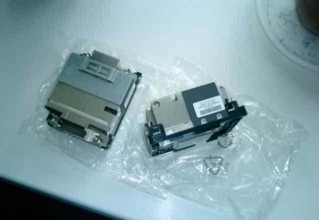 Радиаторы охлаждения для серверов HP Socket 2011