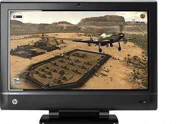 Компьютер-моноблок HP TouchSmart 610-1102ru