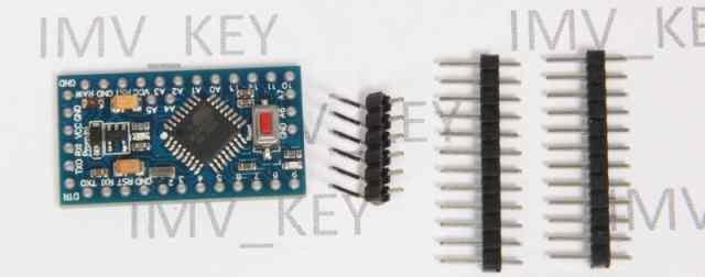 Arduino Pro Mini 328 atmega328 5 В / 16 мГц