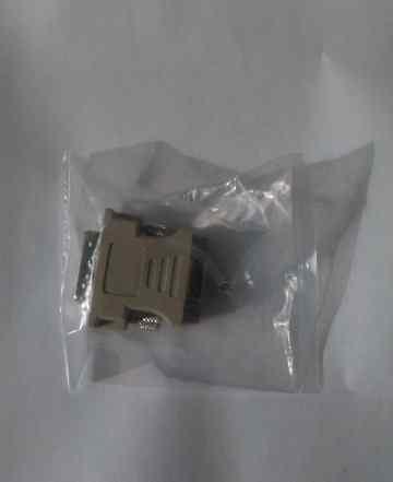 Переходник DVI-VGA новый
