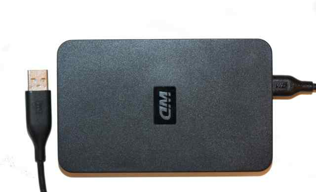 Внешний HDD Western Digital 500 Гб 2.5