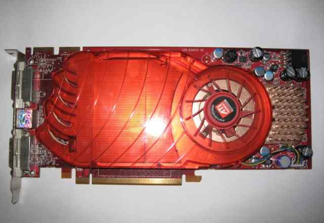 Radeon Sapphire HD 3850 (512Mb)