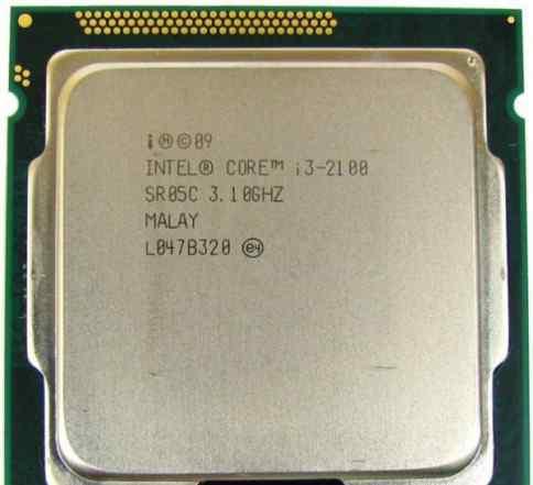 Core i3-2100 3.1Ghz обмен на Core i7-3610QM
