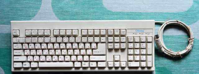 Клавиатура для компьютера (Chicony)