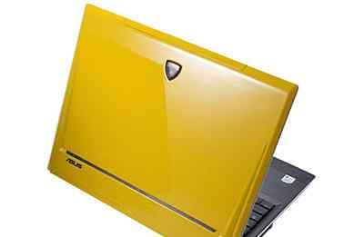 Ноутбук Asus Lamborghini VX1 Yellow