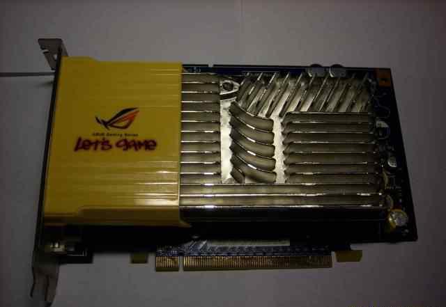 Asus EN8600GT Silent, GeForce 8600 GT 256Mb