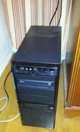 Компьютер intel(R) Celeron(R) CPU G1610 2.60GHz