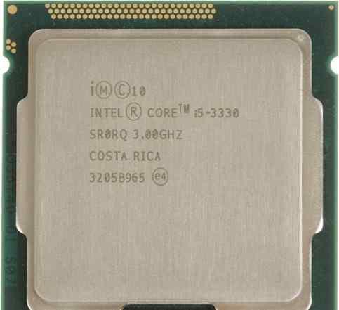 Intel Core i5-3330 Ivy Bridge (3000MHz, LGA1155, L