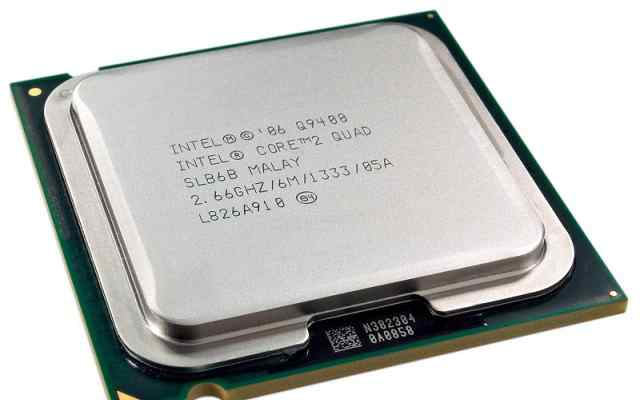 Intel Core 2 Quad Q9400 Yorkfield LGA775