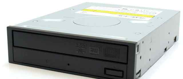 Привод DVD-RW NEC ND-4550A IDE
