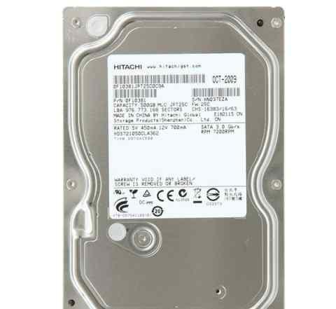 Hitachi HDS721050CLA362 500Gb SATA 3.0