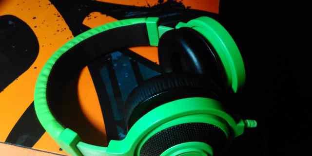 Razer Kraken Pro Green