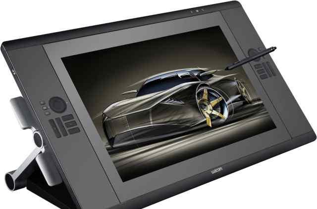 Монитор-планшет Wacom Cintiq 24HD (DTK-2400)