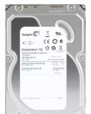 Seagate Constellation 500GB ST500NM0001