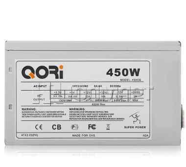 Блок питания Qori 450w