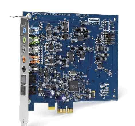 Продаю Creative X-Fi Xtreme Audio SB1040 PCI-E