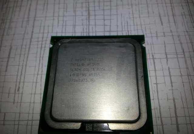 Процессор Intel Xeon X5355