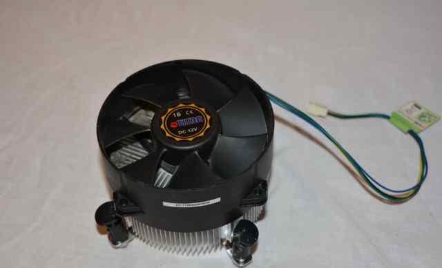 Куллер Titan для процессора сокет 775