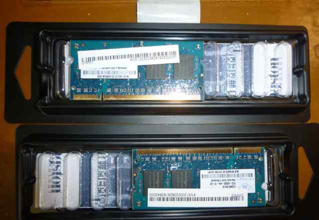 Память PC24200 DDR2 533 SO-dimm 512MB